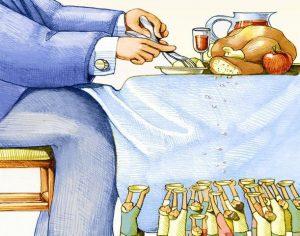 Argentina: Un estudio revela que la desigualdad entre ricos y pobres se amplió un 20%