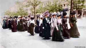 Radikale Emanzipation: 100 Jahre Frauenwahlrecht in Deutschland