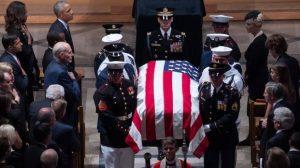 McCain e Trump: due Americhe