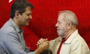 Lula renuncia a ser candidato por el PT y pasa el relevo a Haddad