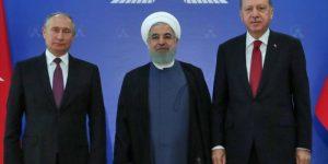 Dichiarazione finale del vertice di Teheran tra Russia, Iran e Turchia sul futuro della Siria