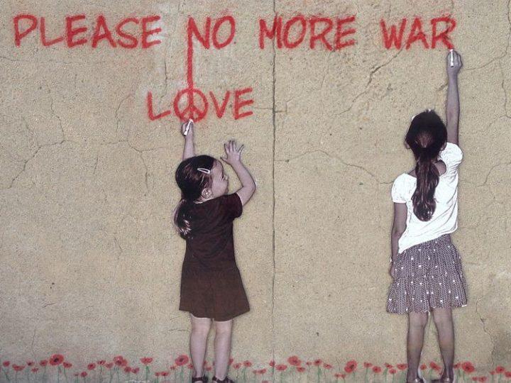 Stoppt den Krieg – verhandeln ist das Gebot der Stunde – keine weitere deutsche Kriegsbeteiligung