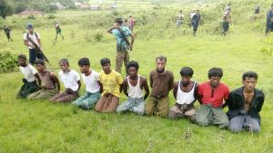 Rohingya Massacres: U.S State Department Posts Report As UN Agency Formed To Assist ICC