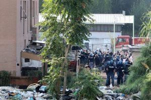 A Roma una giornata nera per il diritto all'abitare: basta repressione contro gli ultimi