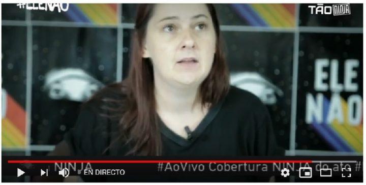 #En Vivo Cobertura movilizaciones contra Bolsonaro en Brasil