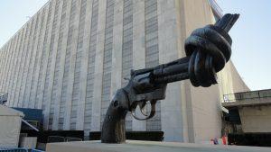 Mensaje de La Comunidad por el Día Internacional de la No Violencia