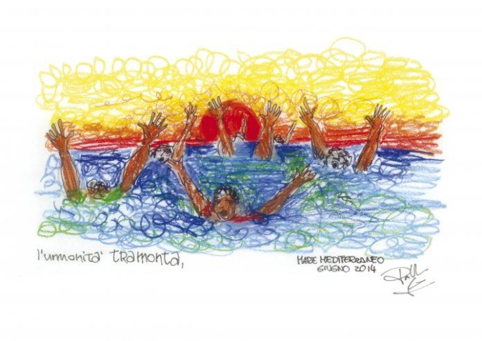 Testimonianze raccapriccianti da Lampedusa