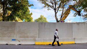 Francia: Marsella, un muro de la vergüenza en el corazón de la ciudad