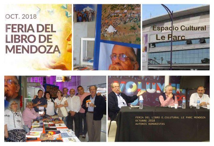 Obras de Silo en Ferial del libro de Mendoza, octubre de 2018