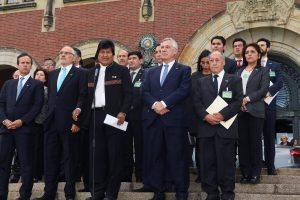 Haia diz que Chile não deve negociar saída para o mar com a Bolívia