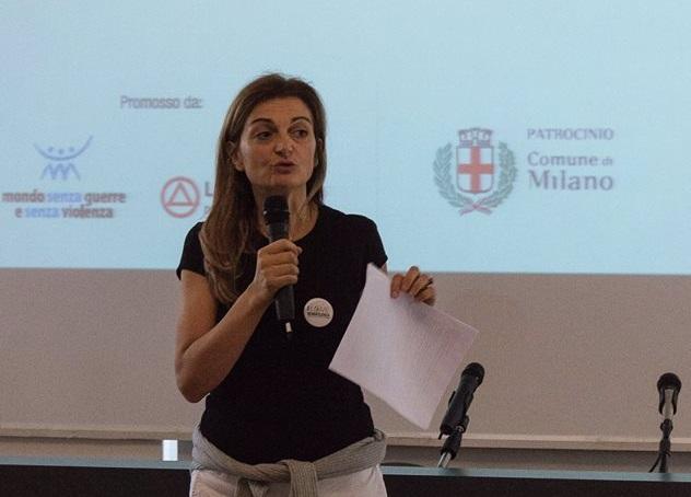 Annabella Coiro: la nonviolenza è un tema cruciale per le nuove generazioni
