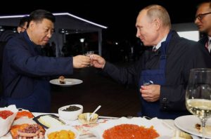 China totalmente dispuesta a aumentar la colaboración con Rusia