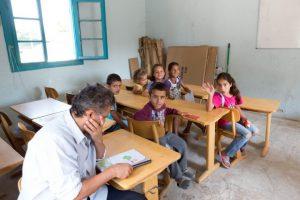 Griechenland, Chios: Lokale Schulleiter verteidigen das Recht der Flüchtlingskinder auf Bildung