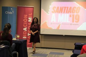 Festival Santiago a Mil 2019 Mujeres Creadoras