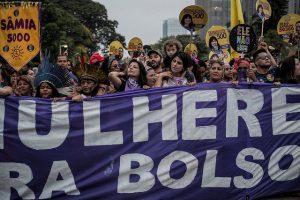 #ÉlNo: Mujeres de todo Brasil vuelven a las calles este sábado (6) contra el fascismo