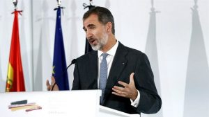 El Ayuntamiento de Barcelona pide la abolición de la monarquía y reprobar a Felipe VI
