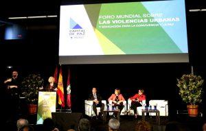 Madrid: una settimana al Forum mondiale per la pace nelle città