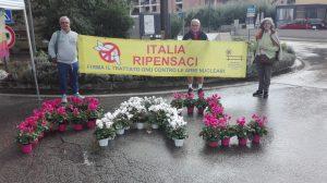 Perugia Asís: marcha por la Paz, el Desarme, la Solidaridad, la Recepción