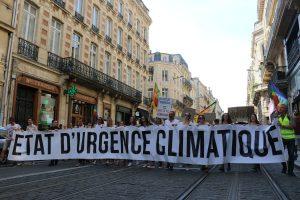 [Vidéo – Photoreportage] Marche pour le climat à Bordeaux et Paris
