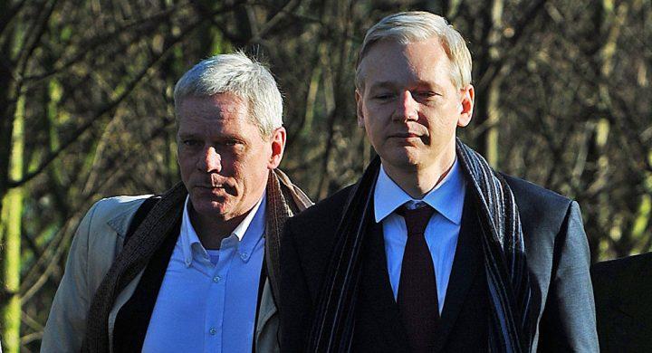 Julian Assange appoints Kristinn Hrafnsson as WikiLeaks' editor-in-chief