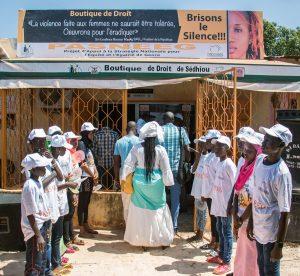 """Senegal: a Sedhiou apre la """"Boutique de droit"""""""