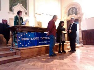 Premio Italia diritti umani 2018