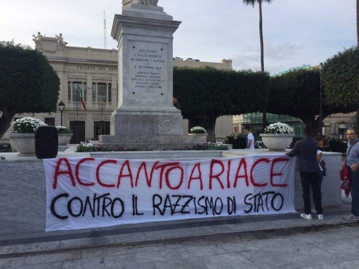 Revocación del arresto domiciliario en Mimmo Lucano, pero con prohibición de residencia en Riace