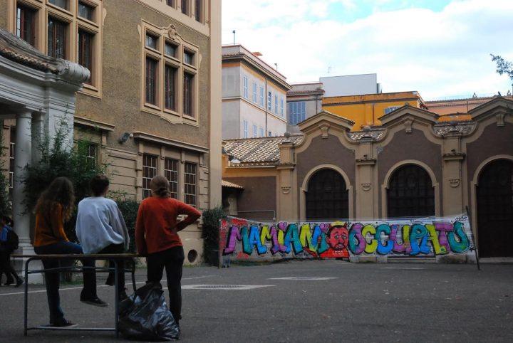 Liceo Mamiani di Roma: vogliamo una politica che punti a far star bene le persone