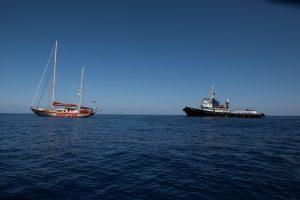 La nave Sea-Watch 3 lascia Malta dopo oltre tre mesi di detenzione illegale