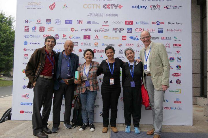 Ανοίγοντας και Συνδέοντας τον Κόσμο: Η Pressenza στο Παγκόσμιο Φόρουμ ΜΜΕ στην Τσονγκτσίνγκ της Κίνας