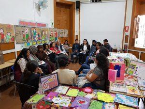 """Red de Educadores Humanistas – Perú: «Construyendo la Paz y No Violencia en la escuela"""""""