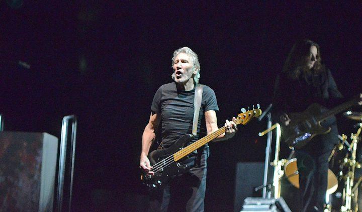 Roger Waters en Curitiba: «Ele Não»