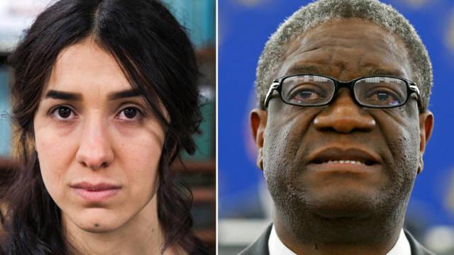 Eve Ensler: Nobel Peace Prize for Mukwege & Murad Is an Award for Every Rape Survivor in the World