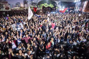 Πρώτη μετεκλογική πορεία στη Βραζιλία