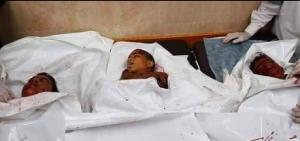 Gaza, tre bambini fatti a pezzi da Israele