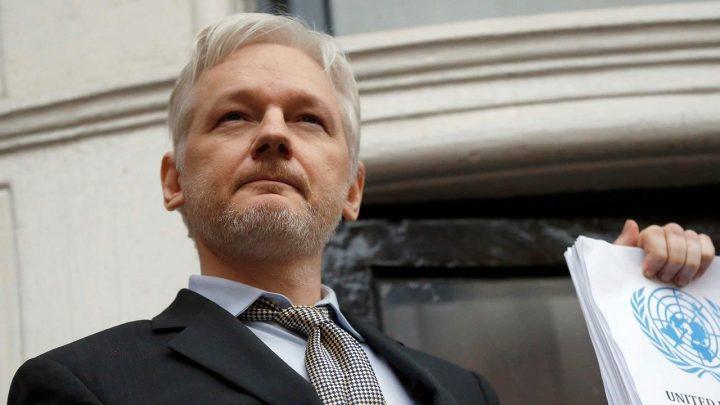 Julian Assange warns that Ecuador is moving to end his political asylum