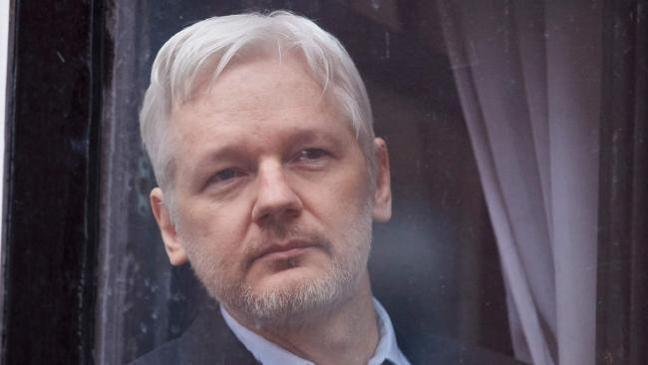 Ecuador to partially restore Julian Assange's access to communications and visitors