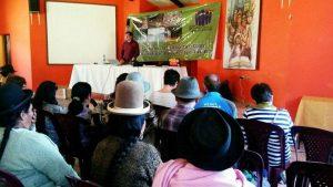 Delegados de 23 pueblos indígenas y países elaboran estrategias para frenar cambio climático