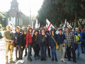 Cagliari protesta per i tagli regionali alla sanità