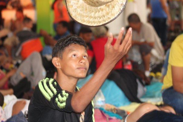 Centro America – La Carovana partita dall'Honduras nel suo viaggio in Messico