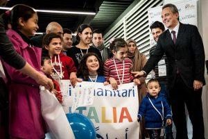 Corridoi Umanitari: 70 profughi siriani accolti dalle chiese