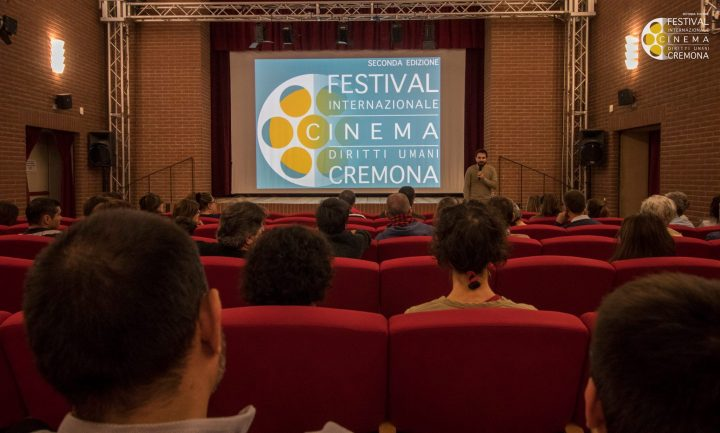 Cremona, i diritti umani sul grande schermo