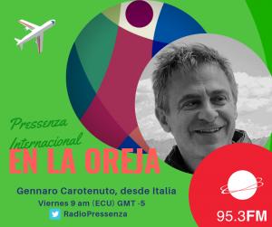 Gennaro Carotenuto: ultraderecha en Europa y Latinoamérica, analogías y diferencias