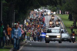 Ερυθρός Σταυρός Ονδούρες: στο Μεξικό έτοιμοι να υποδεχούν το καραβάνι των μεταναστών