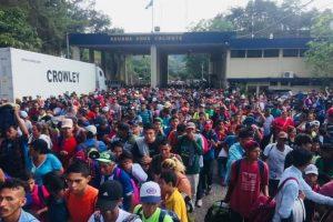 Honduras: «La gente huye del terror y la miseria»
