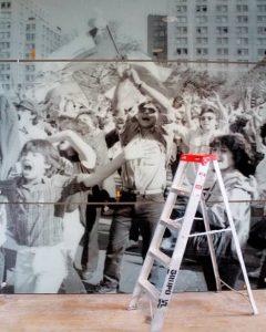 Chile: Museo de la Memoria renueva su zona del Plebiscito a 30 años del triunfo del NO