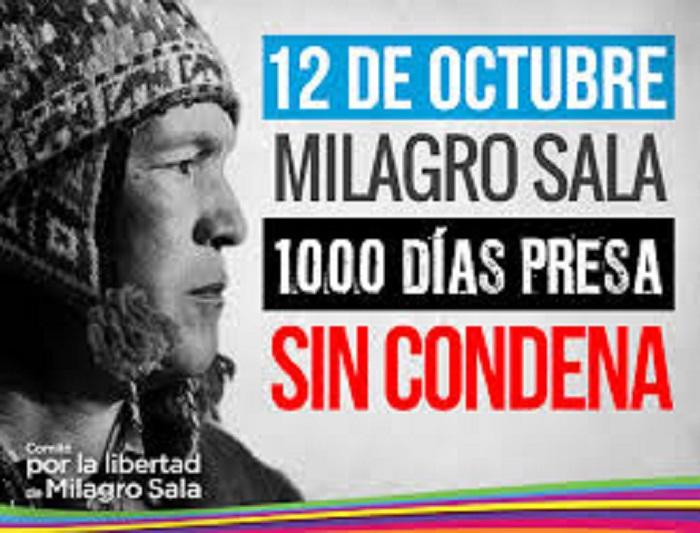Argentina: Milagro Sala non è sola