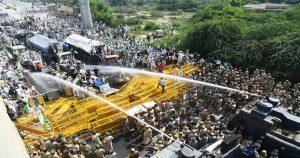 India, la marcia dello zucchero respinta alle porte di Delhi