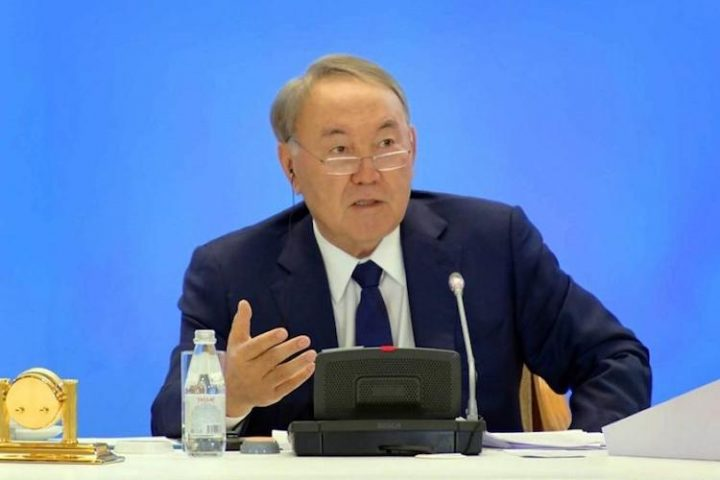 Kazakh President Urges Religious Leaders to Help Resolve 'Civilizational' Problems