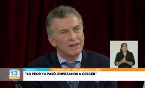 Argentina: entre las mentiras 4G y la salida de emergencia